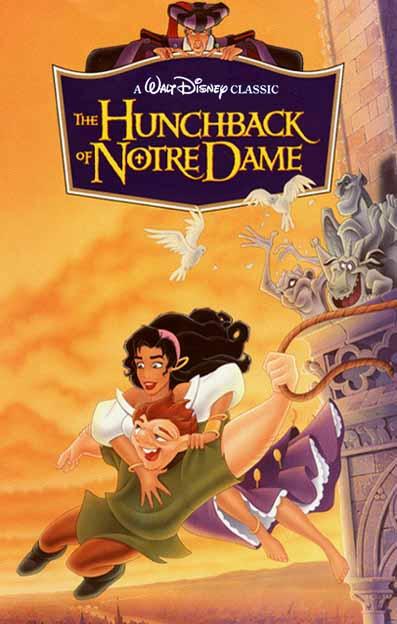 主题:电影海报---迪士尼历年精品卡通
