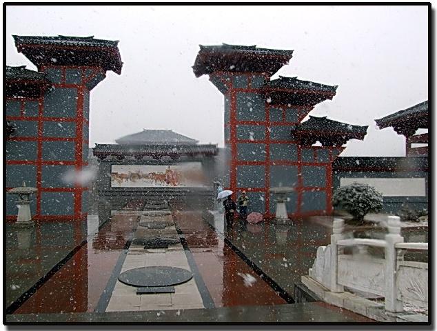 我们从永城盲砀山汉高祖斩蛇起义,看汉代地下宫殿群,木兰祠等.