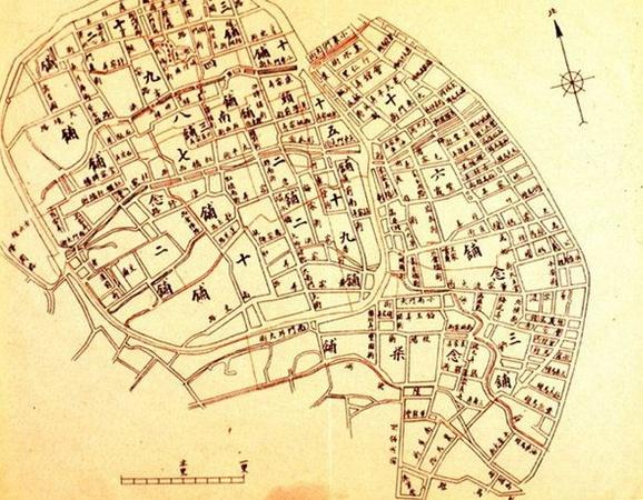 上海/1860年太平军东征期间,上海成立还保甲局,在原商业团体的基础...