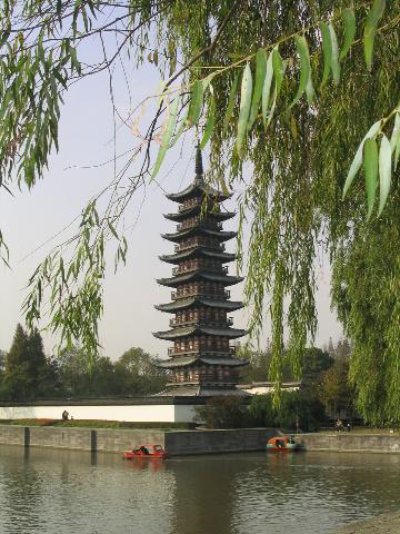 千景旅游网-方塔公园