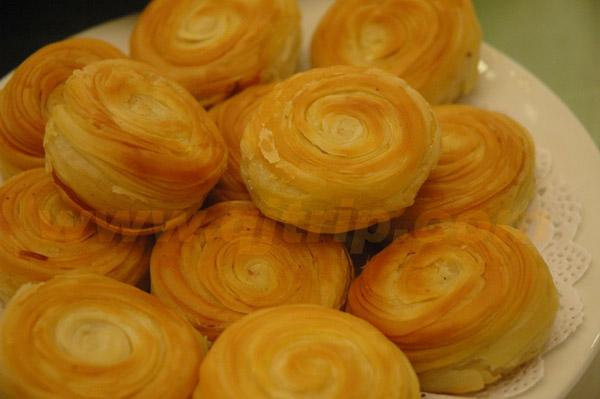 济南久久鸭餐饮管理有限公司; 中华油酥饼千层油酥饼; 西安油酥饼